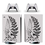 PS5 Disc Edition Skin Sticker, for Playstation 5...