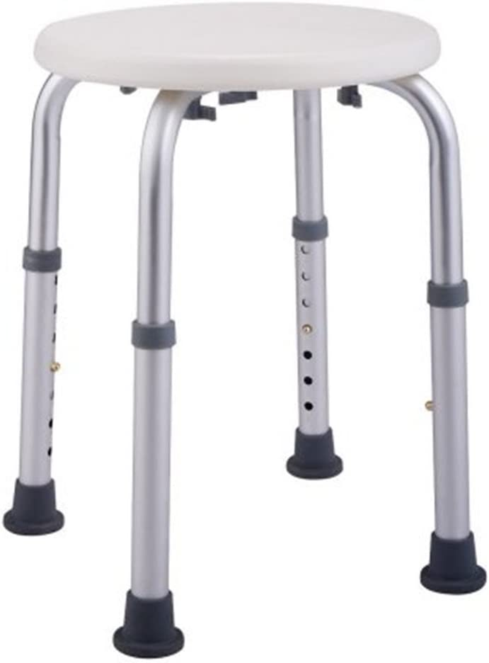 Azadx Bath Chair 7 Levels Adjustable Alloy Some All items in the store reservation Elderly Ba Aluminium