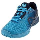 HEAD Revolt Pro 3.0 - Zapatillas de Tenis para Hombre, Hombre, Zapatillas de Tenis, 273069-120, Azul Oscuro, 47 EU