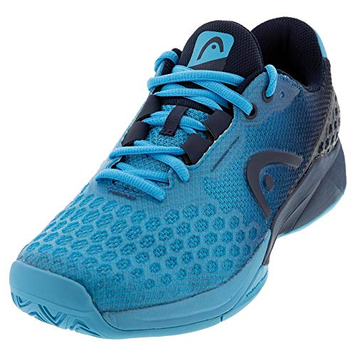 HEAD Revolt Pro 3.0 Men, Zapatos de Tenis Hombre, Azul Oscuro, 45.5...