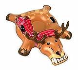 BigMouth Inc Big Mouth - Figura Decorativa, diseño de Reno, Multicolor