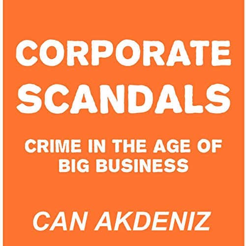 Corporate Scandals cover art