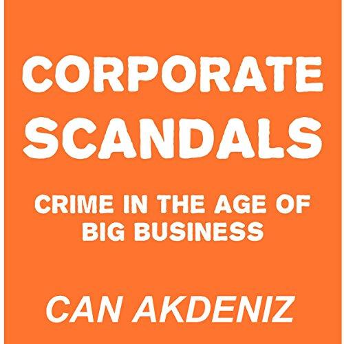 Corporate Scandals audiobook cover art
