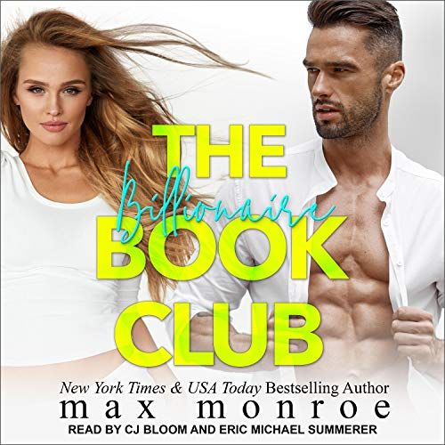 The Billionaire Book Club cover art