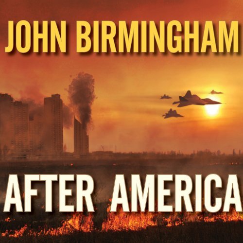 After America audiobook cover art