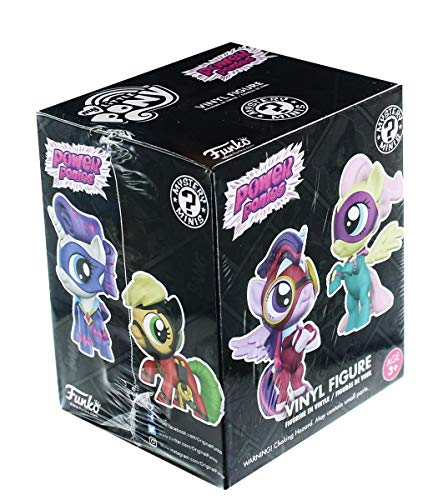 FUNKO MYSTERY MINIS: My Little Pony S4 (One Figure Per Purchase)