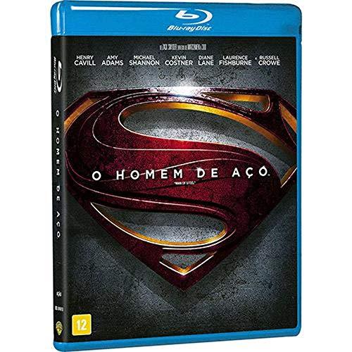 Homem De Aco 2013 [Blu-ray]