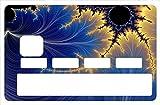 Deco-idees Sticker pour Carte bancaire, Orion - Différenciez et décorez Votre Carte...