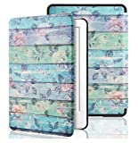 SwooK Magnetic Flip Cover case for Old Amazon Kindle Paperwhite 1 2 3 7th Gen Generation Released in...