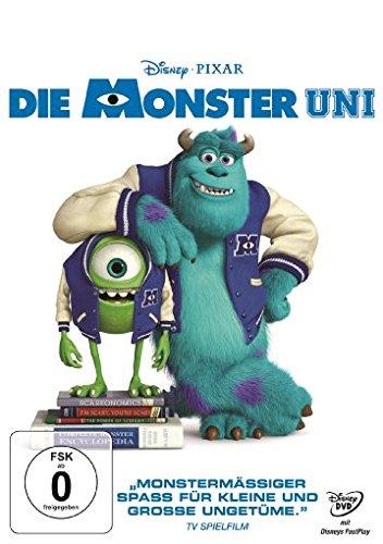 Die Monster Uni (Pixar Lieblingsfilme)