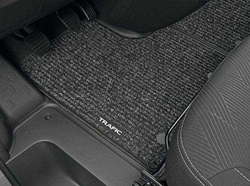 Renault Origine Tapis DE Sol Textile TRAFIC III 05.14- - 2 Pieces