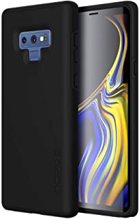 Incipio DualPro Samsung Galaxy Note 9 Case with Shock-Absorbing Inner Core & Protective Outer Shell for Samsung Galaxy Note 9 - Black
