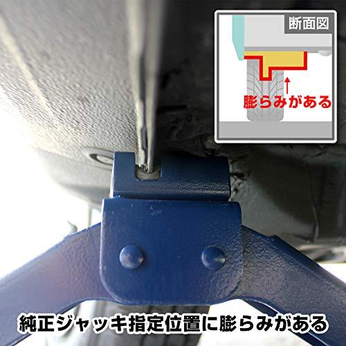 大自工業『Meltec1t油圧パンタジャッキコンパクトα(FA-60)』