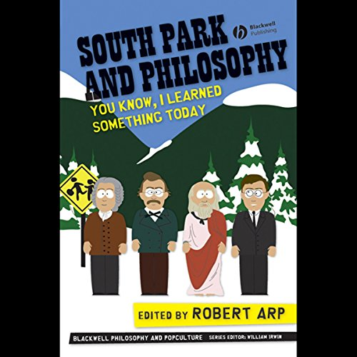 South Park and Philosophy cover art