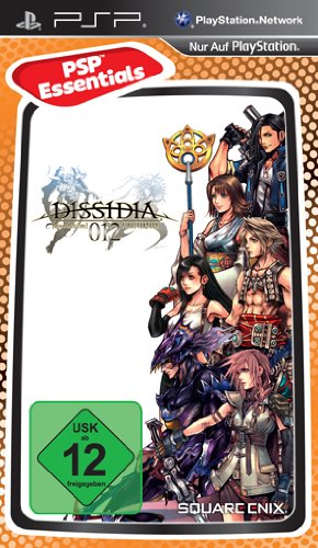 Dissidia 012 [duodecim] Final Fantasy [Essentials] - [Sony PSP]