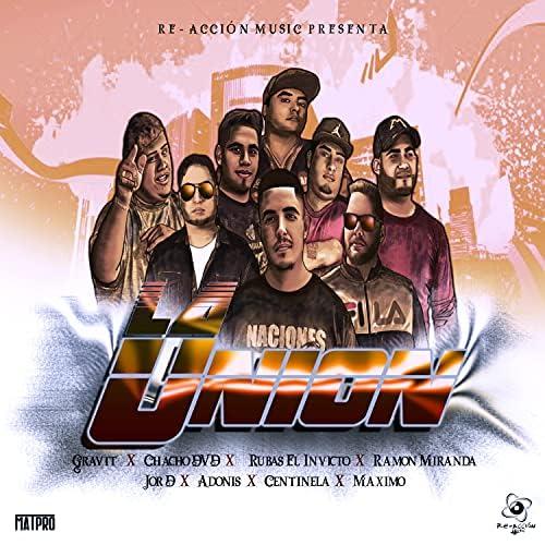 Rubas El Invicto feat. Gravyt, Chacho DvD, Ramón Miranda, Jor D, Adonis, centinela & Maximo