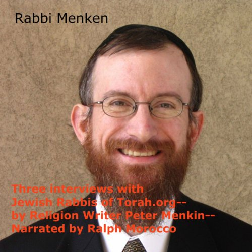 Three Interviews with Jewish Rabbis of Torah.org Titelbild