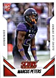 2015 Score #440 Marcus Peters Chiefs NFL Football (RC - Rookie Card) NM-MT. rookie card picture