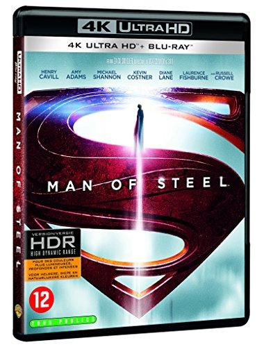 Man of Steel [4K Ultra HD + Blu-Ray + Digital Ultraviolet]