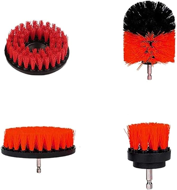 Aimili 4Pack Soft and overseas Hard Brush Low price Clea Electric Washing
