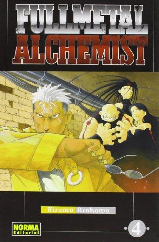 FULLMETAL ALCHEMIST 04 (CÓMIC MANGA)