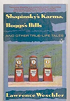 Shapinsky's Karma, Boggs's Bill, and Other True-Life Tales 086547317X Book Cover