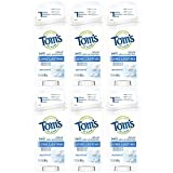 Tom's of Maine Natural Deodorant Stick, Unscented, 2.25 Ounce, Pack of...