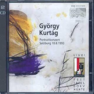 Portrait Concert: Works from 1961-1992
