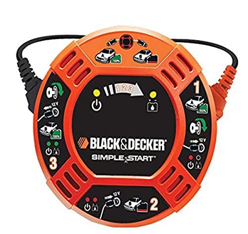 Black + Decker BDBBC2C Kit D'aide au Démarrage à brancher sur L'allume-Cigare