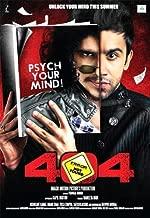 404 2011  Thriller Hindi Film / Bollywood Movie / Indian Cinema