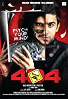 404 (2011) (Thriller Hindi Film / Bollywood Movie / Indian Cinema DVD)