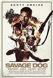 Poster Savage Dog Movie 70 X 45 cm