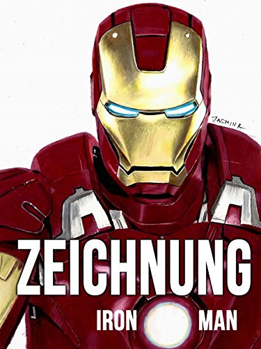 Clip: Zeichnung Iron Man