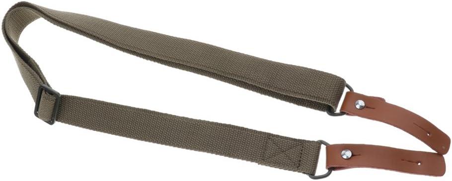 NON Sharplace 1 Pedazo de Correa de Cintur/ón Suministros de Deportes con Hebilla D Accesorio de Senderismo