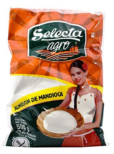 Almidon de mandioca   500g