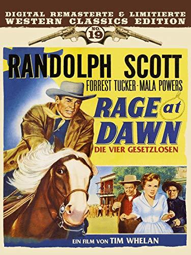 Rage at Dawn - Die vier Gesetzlosen
