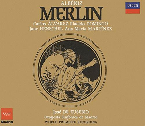 Albéniz - Merlin / Álvarez, Domingo, Henschel, Martínez, Eusebio, Orquest Sinfónia de Madrid