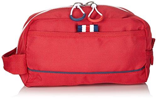 Tommy Hilfiger Beauty Case da viaggio Newport WW50803 Rosso