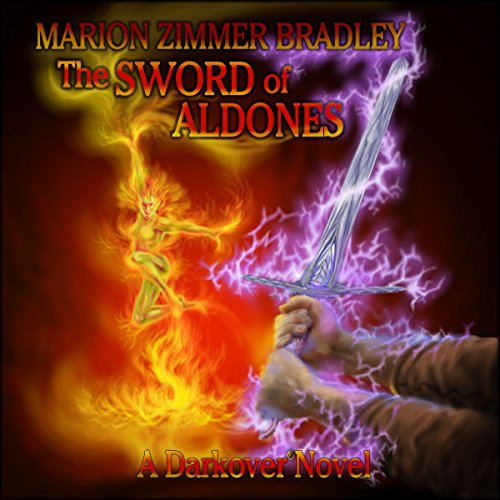 Couverture de The Sword of Aldones