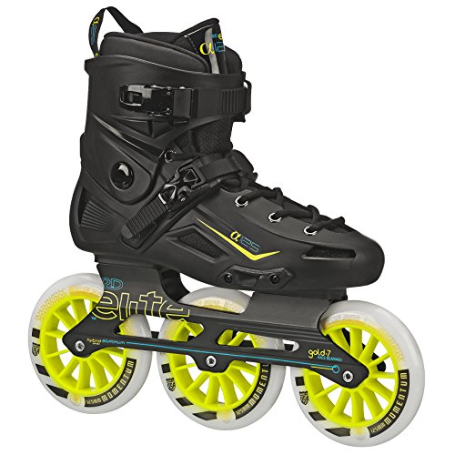 Roller Derby Elite Alpha 125mm 3-Wheel Inline Skate (10)