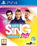 Let's Sing 2021 Solo (PS4) - PlayStation 4 [Edizione: Francia]