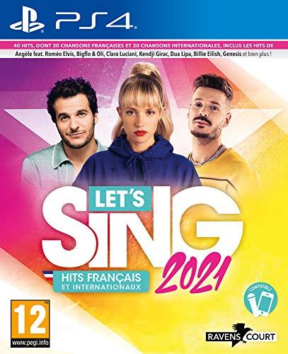Let's Sing 2021 Solo (PS4) - PlayStation 4 [Importación francesa]
