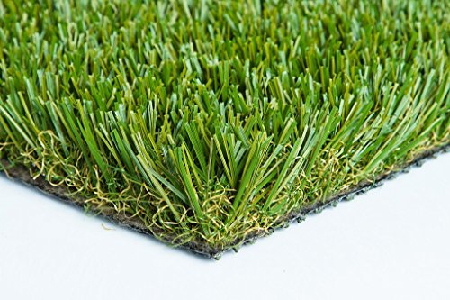 New 15' Foot Roll Artificial Grass Turf Synthetic Fescue Pet Sale! Many Sizes! (98.5oz 12' x 40' = 480 Sq feet)