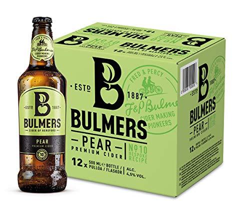 Bulmers Pear Cider (12 x 0.5 l)
