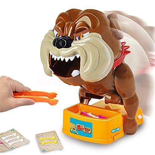 Tricky Giochi Giocattolo,Beetest Giochi di Famiglia Tricky Bad Dog Giochi d'azione Giocattolo [Non Svegliare i Giocattoli del Cane] per Partito/Famiglia/Genitori/Bambini/Amici