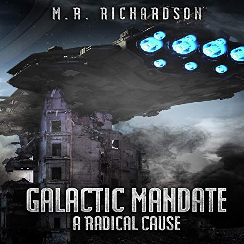 Galactic Mandate audiobook cover art