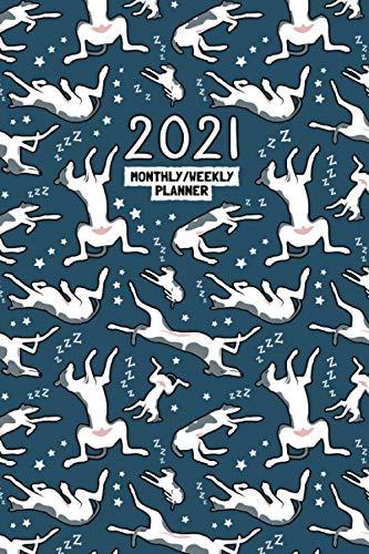 Greyhound Owner Gift Planner 2021: 6