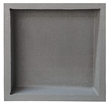 Flooring Supply Shop Preformed Ready to Tile Square Rectangle Niche Recess 10 X 10 Small Soap Shampoo Shelf Holder Shower Bathroom Storage Made in The USA Rectangular