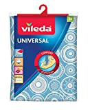 Vileda Style Collection Ironing Board Cover F.Plancha Collect, Azul, Estándar