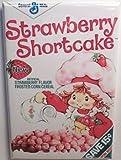 Strawberry Shortcake Vintage Cereal Box 2' x 3' Refrigerator or Locker MAGNET